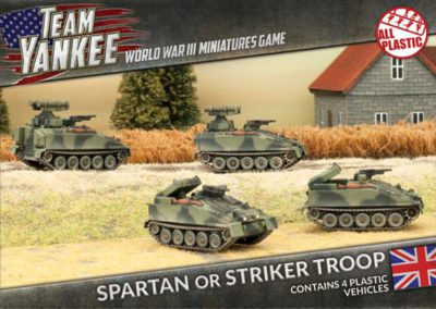 TBBX04 Spartan or Striker Troop (front)