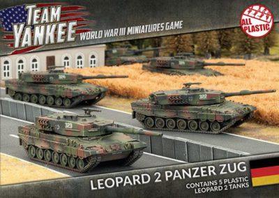 TGBX01 Leopard 2 Panzer Zug (front)