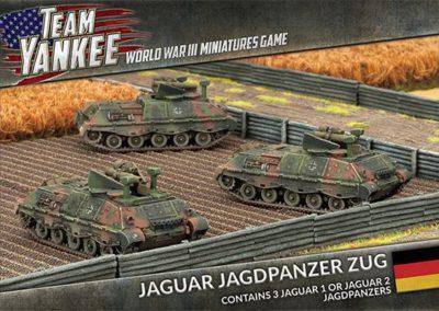 TGBX04 Jaguar Jagdpanzer Zug (front)