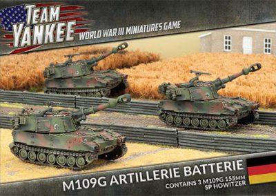 TGBX10 M109G Panzerartillerie Batterie (front)