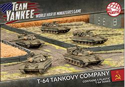 TSBX13 T-64 Tankovy Company