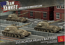 TSBX17 2S3 Acacia Heavy SP Howitzer Battery